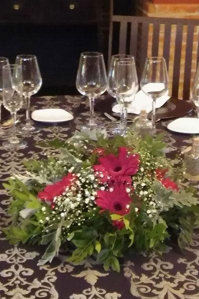 Decoración de restaurantes para bodas 1