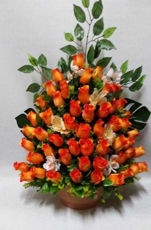 centro-flores-artificiales-cementerio-santos