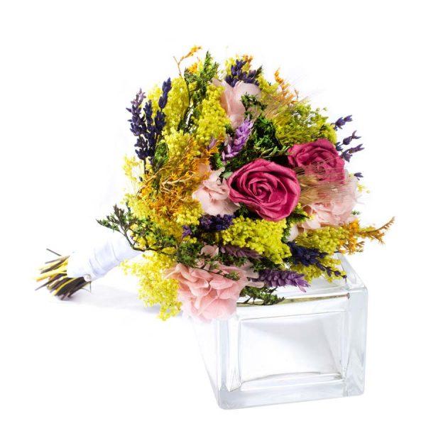 ramo-flor-preservada-seca